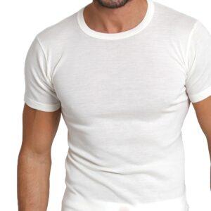 T-Shirt Uomo mezza manica 100% Cotone